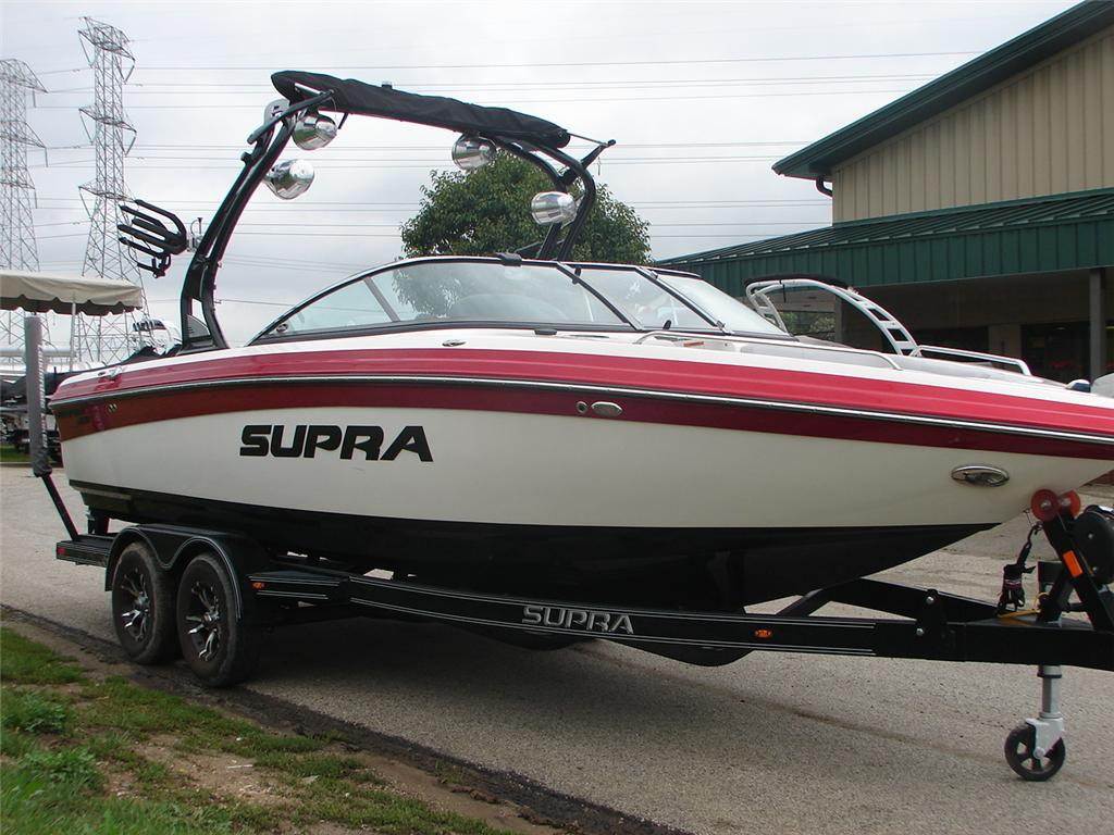 2013 Supra Sunsport 22v For Sale In Prairie Grove Illinois
