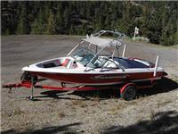 2006 Moomba Outback Tournament Ski Boat