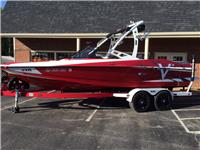 2012 Axis A22 Vandall Edition only 230 Hours