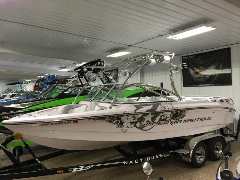 2008 super air nautique 210 for sale in fargo north dakota for U motors fargo north dakota
