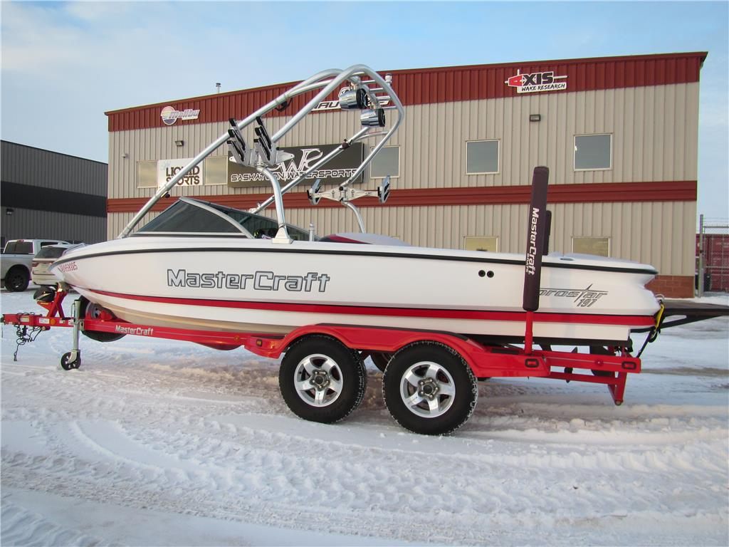 2006 Mastercraft Prostar 197 For Sale In Saskatoon  Sk  Canada