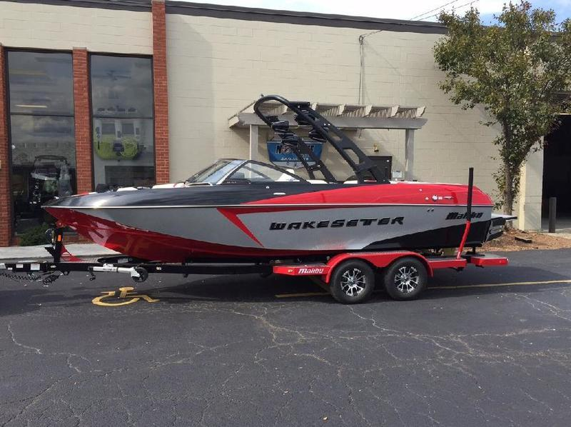 2016 Malibu Boats Incorporated Wakesetter 22 Vlx For Sale
