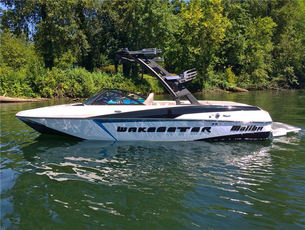 2016 Malibu Boats Wakesetter 20 Vtx For Sale In Oregon