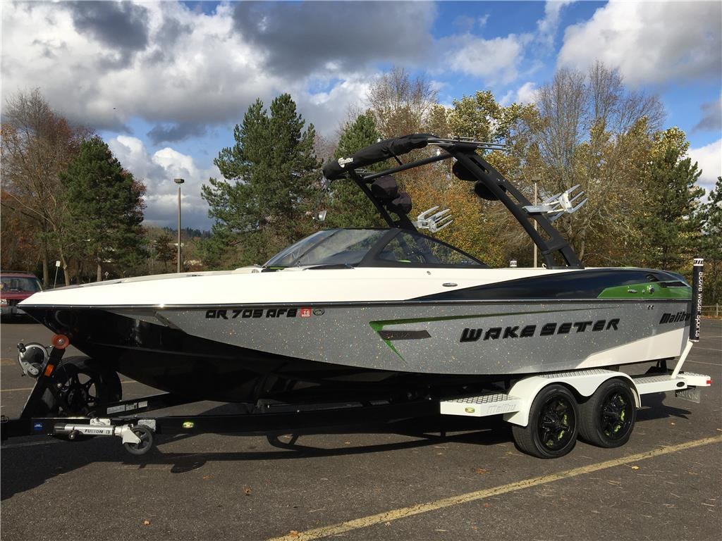 2015 Malibu Wakesetter Lsv Loaded Sold For Sale In