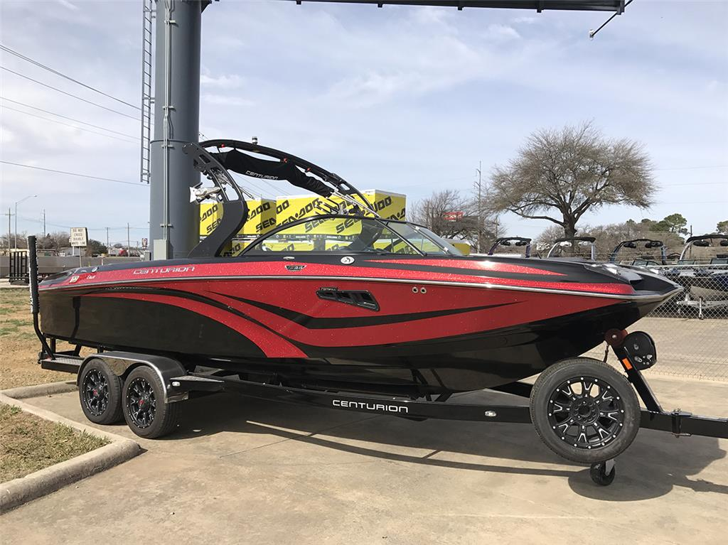 Centurion: 2014 Centurion Enzo FX44 W/ Ramfill And CATS Pristine