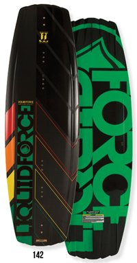 Liquid Force Watson Classic 142 Wakeboard 2012