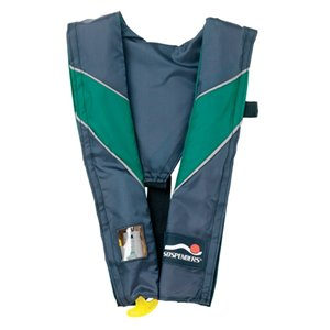 Sospenders Sport Series Manual Inflatable Life Jacket 1217NAV00000S