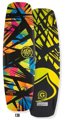 Liquid Force FLX Hybrid 138 Wakeboard 2012