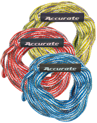 Tube Rope Dlx 2K 60ft by Accurate