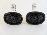 Pyramid Kicker 6x9 Tower Speakers