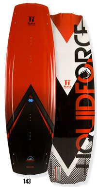 Liquid Force Watson 143 Wakeboard 2012