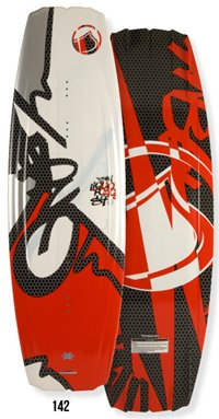 Liquid Force S4 142 Wakeboard 2012