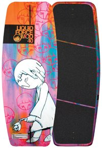 Mod Wakeskate 40in by Liquid Force 2011