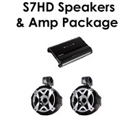 Samson S7HD Speaker & Amp Package