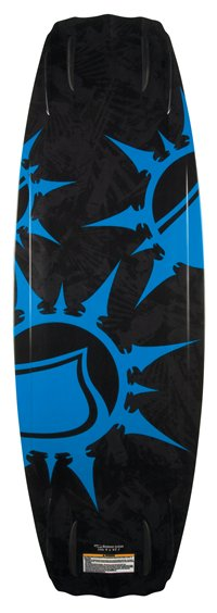 135 Lyman Wakeboard by Liquid Force 2010