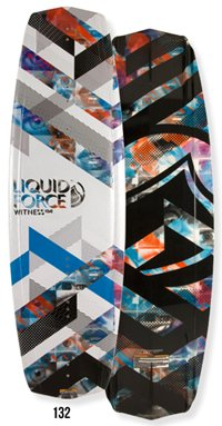 Liquid Force Witness Wakeboard 132 (2012)