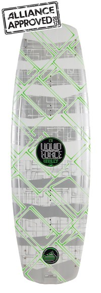 Liquid Force Harley 143 Wakeboard 2012