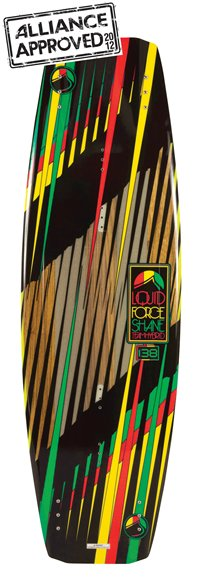 Liquid Force Shane Hybrid 138 Wakeboard 2012
