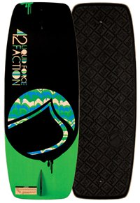 Faction Wakeskate 42in by Liquid Force 2011
