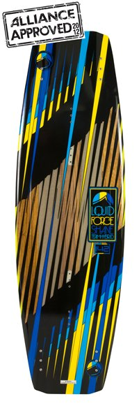 Liquid Force Shane Hybrid 142 Wakeboard 2012