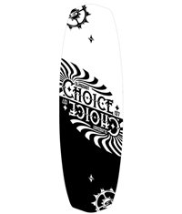 Slingshot Choice 142 B-Wakeboard (2012)