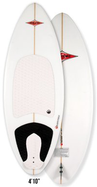 Liquid Force Custom 4-10 Wakesurf (2012)