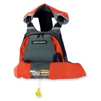 Sospenders Manual Paddlesports Inflatable Chest Pak Fire 6340FBT00000