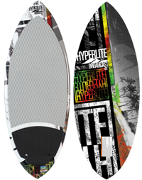 Hyperlite Broadcast Wakesurf 5ft 4in (2012)