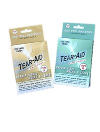 Tear-Aid Repair Tape All Fabric Type A A-001