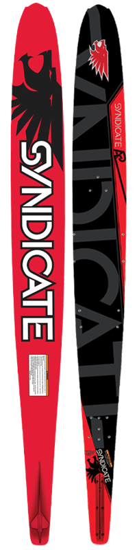 HO Syndicate A2 66.5 Slalom Waterski (2012)