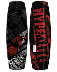 Hyperlite B-Side Wakeboard 144 (2012)