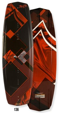 Liquid Force Jett Wakeboard 136 (2012)