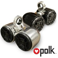 Polk Double Wakeboard Tower Speakers
