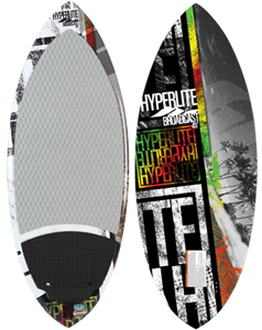 Hyperlite Broadcast Wakesurf 4ft 8in (2012)
