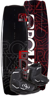 Ronix Vault Wakeboard with Divide Boot 128 (2012)