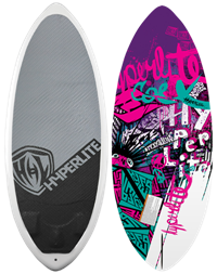 Hyperlite Coex Wakesurf 4ft 4in (2012)