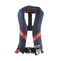 Sospenders Auto/Manual Inflatable Sailing Life Jacket Navy 1230NAV00000