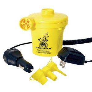 Airhead Air Pump Rechargeable 12volt AHP-12R