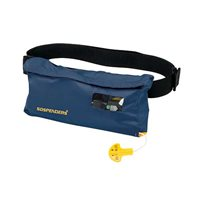 Sospenders Inflata-Belt Lite Manual Navy 0275NAV00000