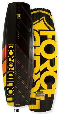 Liquid Force Watson Classic 138 Wakeboard 2012