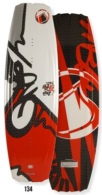 Liquid Force S4 134 Wakeboard 2012