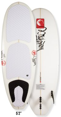 Liquid Force Nose Rider 5-2 Wakesurf (2012)