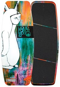 Mod Wakeskate 42in by Liquid Force 2011