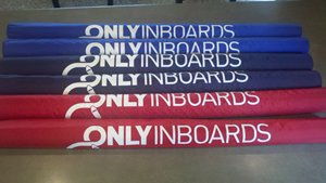 OnlyInboards Logo Trailer Guidepads