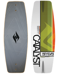 Hyperlite Catalyst Stylus Wakeskate 45 in (2012)