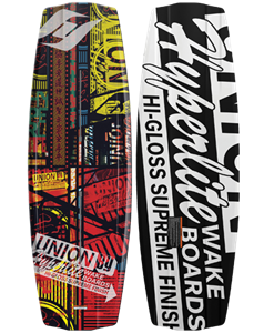 Hyperlite Union  Wakeboard 142 (2012)