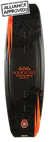 Liquid Force Tex Wakeboard 138 (2012)