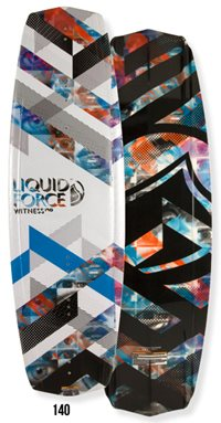 Liquid Force Witness 140 Wakeboard 2012