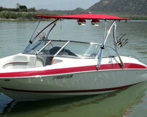 Super Shadow Bimini Top