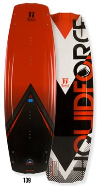 Liquid Force Watson 139 Wakeboard 2012